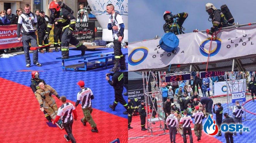 Firefighter Combat Challenge Opole 2017 - GALERIA. ZOBACZ ZDJĘCIA! OSP Ochotnicza Straż Pożarna