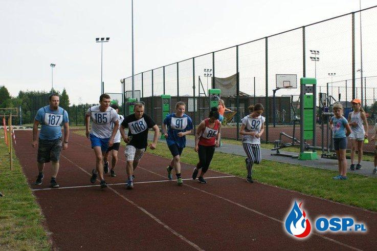 Zabezpieczanie Dnia Sportu- 28.05.2016r. OSP Ochotnicza Straż Pożarna