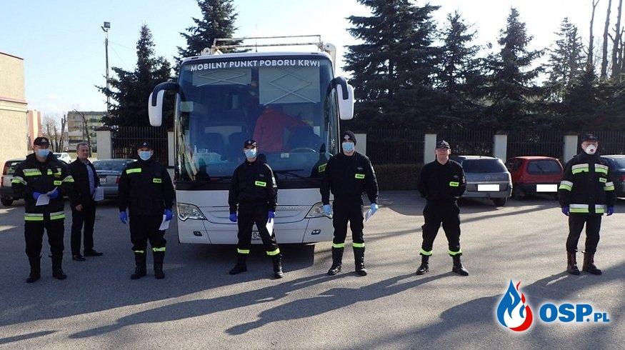 Ognisty Ratownik – Gorąca Krew OSP Ochotnicza Straż Pożarna
