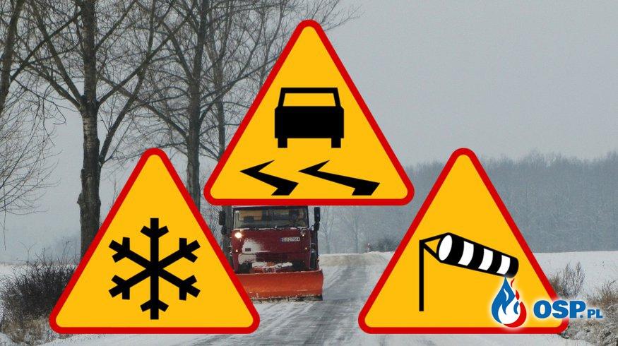 Nowy Rok przyniesie zmianę pogody OSP Ochotnicza Straż Pożarna